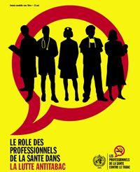 Affiche lutte anti-tabac